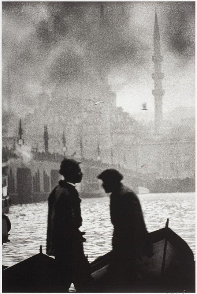 1957 © Ara Güler, Istanbul
