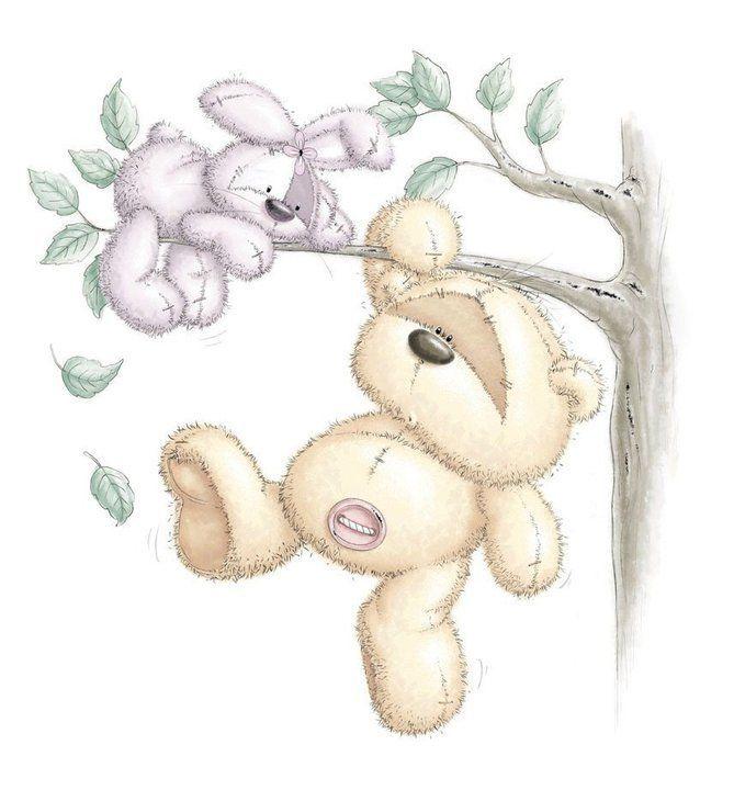 здесь просто рисунки медвежонок с зайчиком едят место подойдёт для