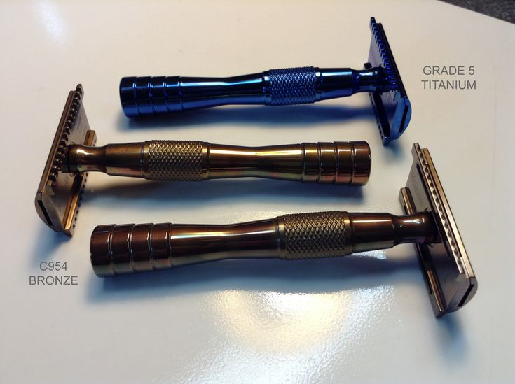 Machined Safety Razors – Wolfman Razors
