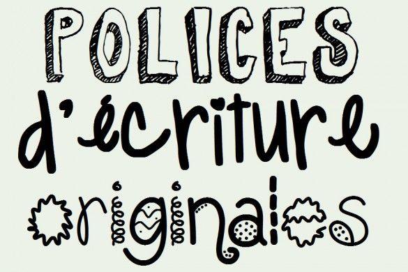 polices-ecriture-originales-une1                                                                                                                                                                                 Plus