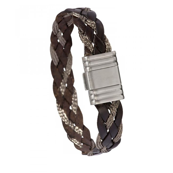 Bracelet Renaor Royal marron - Di-Angelo
