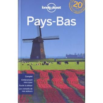 Lonely Planet Pays-Bas FR (25€)