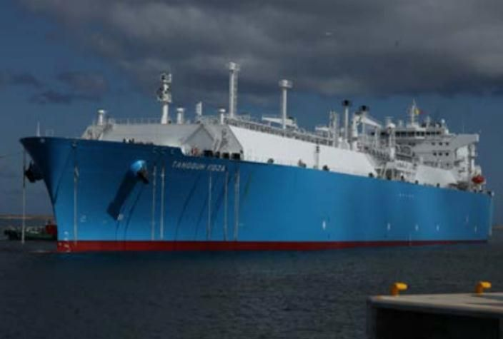 First LNG Carrier Arrives in Naoetsu LNG Terminal, Japan | World Maritime News