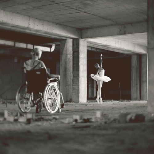 Wow - Dance - Ballet - Wheelchair _ Emotion - Photography