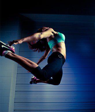 Build stamina, boost flexibility, and score an OMG body like this Celtics dancer. - Shape.com