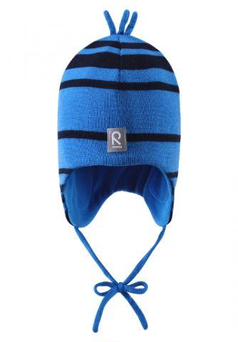 детская шапка Auva Reima http://cutieshop.com.ua/sherstyanaya-detskaya-shapka-auva-reima-sinyaya