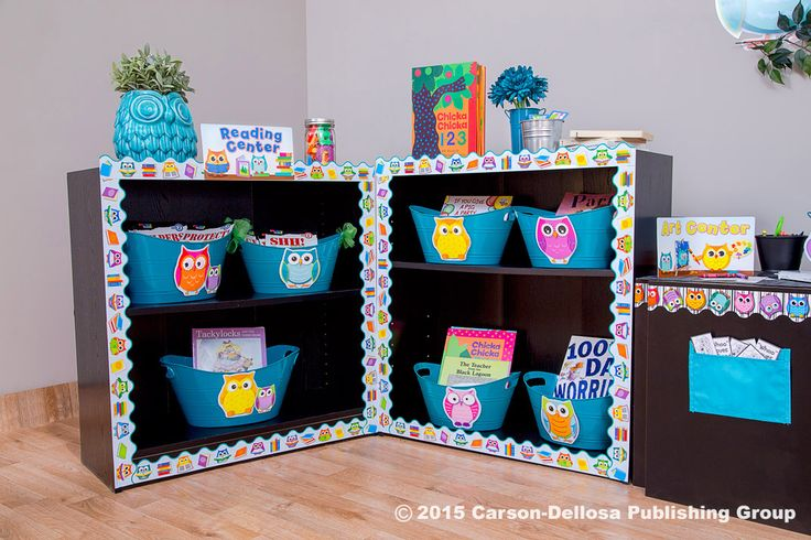 Classroom Decoration Colorful : Best colorful owls classroom decor images on