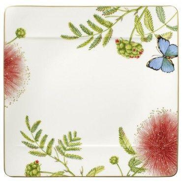 Amazonia Flat plate 27x27cm