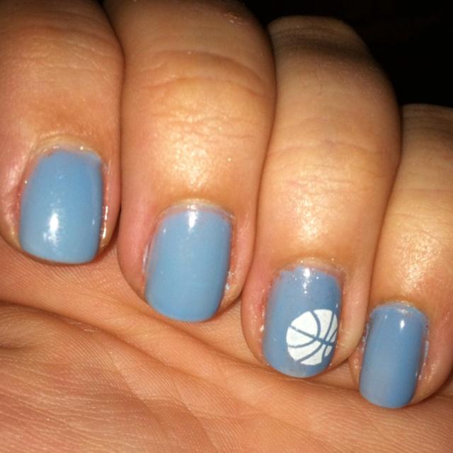 Best 25 Basketball Nails Ideas On Pinterest Cal