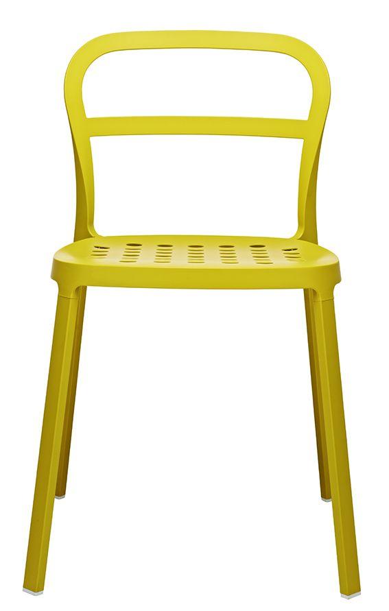 Quem Disse Que As Cadeiras Não Podiam Ser Amarelas?