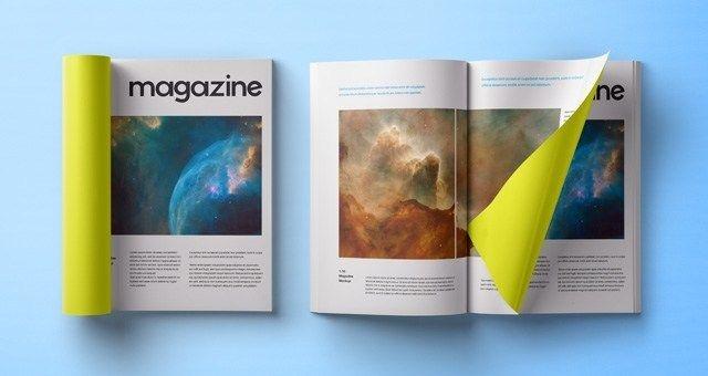 50 Free Magazine Mockup To Download Magazine Mockup Mockup Magazine