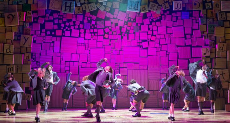 #MatildatheMusical #Adelaide #Arts #Culture #Music #Performance #See #Enjoy #Entertainment #Review #InDaily