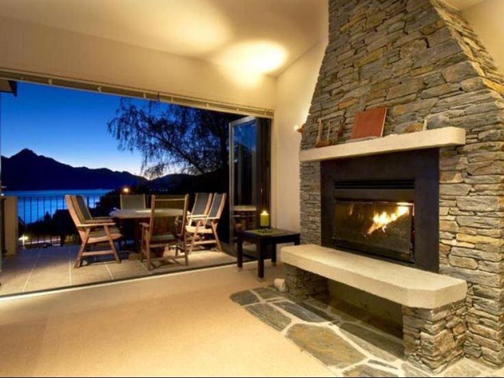 26 best dream holiday queenstown images on pinterest for Holiday home designs new zealand