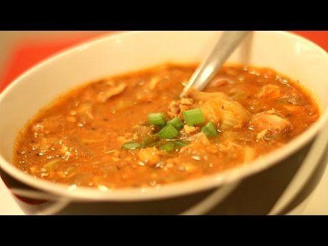 Fish Stew Recipe w/ Inexpensive Canned Mackerel -