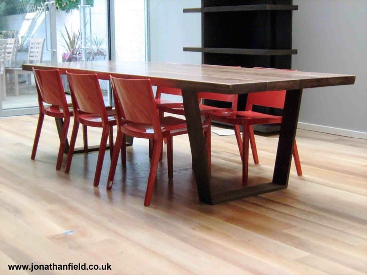 best  about Bespoke wood Tables on Pinterest