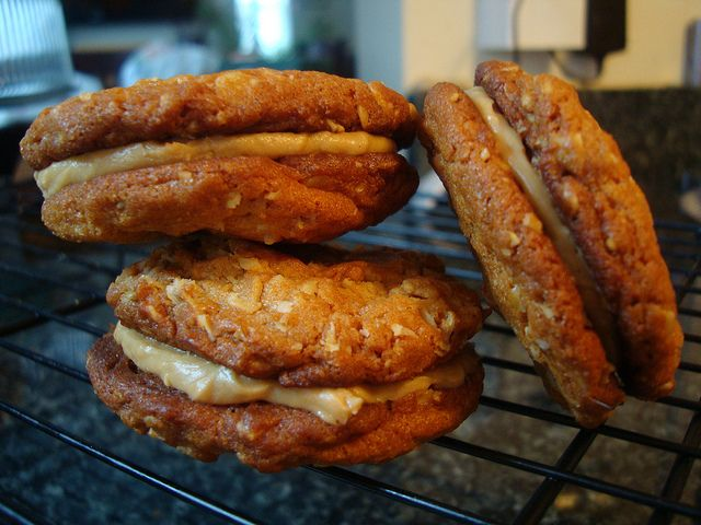 Homemade Girl Scout Do-Si-Do Cookies | Food, Recipes & Kitchen Goods ...