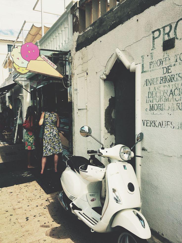 Helados @ Puerto de Andratx