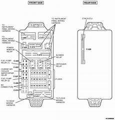 2003 mitsubishi eclipse fuse box diagram in 2020