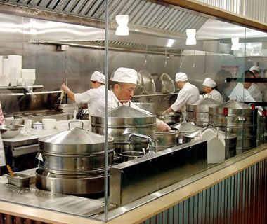 <center>World's Top Fast-Food Restaurants</center> Dumplings