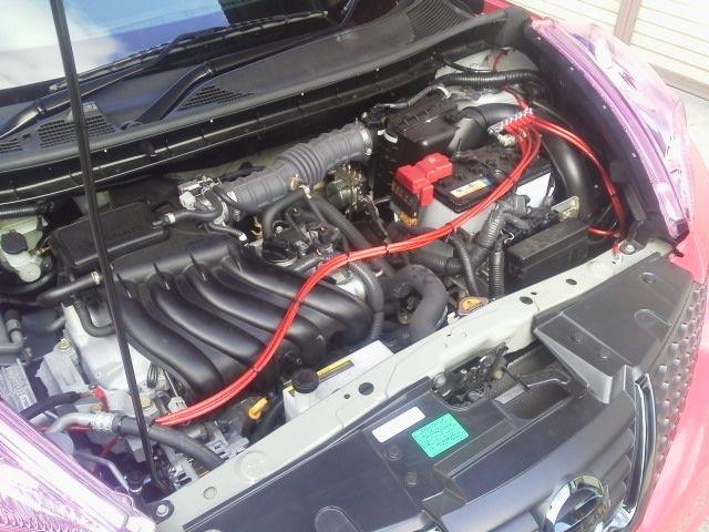 Nissan Juke diesel engine