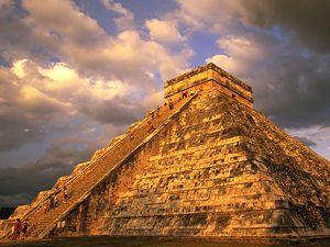 Como los Mayas no tenían tinacos, se perdieron en el tiempo…