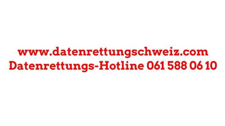 Datenrettung Schweiz für Wiederherstellung Iphone Raid Harddisk Usb und Sd Speicher Karten https://www.youtube.com/user/Datenrettungswiss