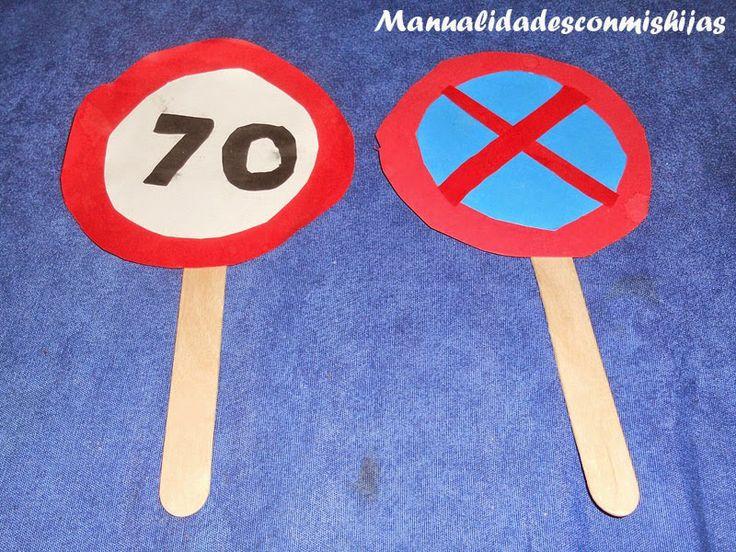 Señales de tráfico: Otras señales de Prohibición o Restricción