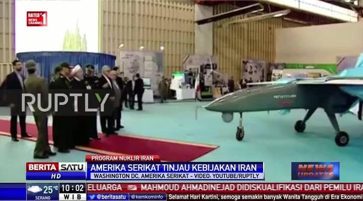 Menlu AS: kesepakatan nuklir gagal mencapai tujuan, AS perlu meninjau kebijakan Iran #NewsUpdate