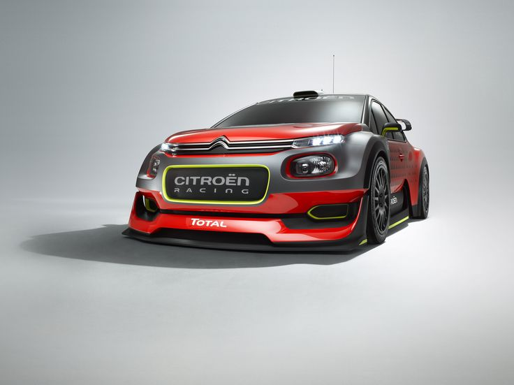 Ready For Racing: Citroen Revealed WRC Hatchback