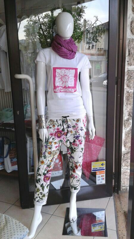 Inhacca2o t-shirt di scarpa mauro