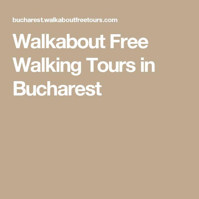 Walkabout Free Walking Tours in Bucharest