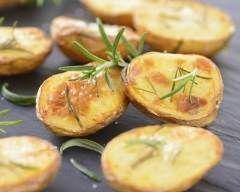 Pommes de terres soufflées Ingrédients