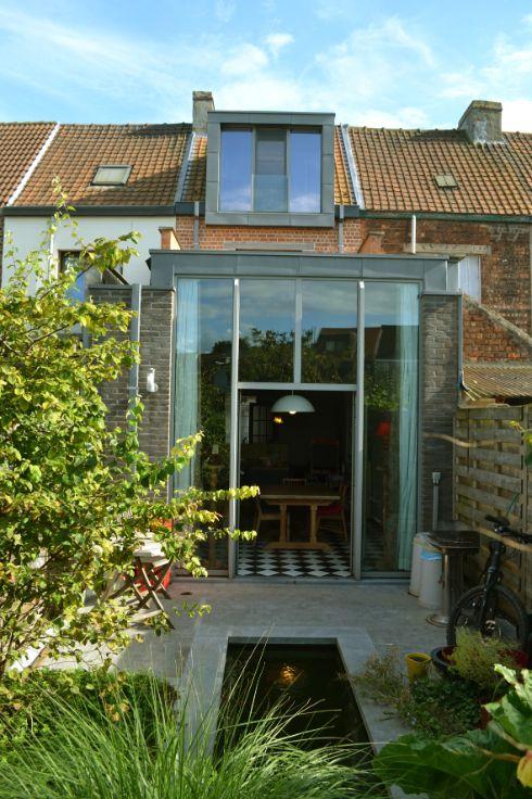 Gerenoveerd rijhuis te koop - Gent   Immoweb ref:6107072