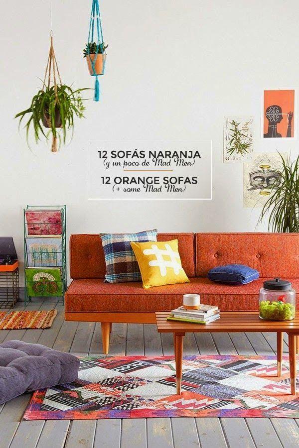 Más de 1000 ideas sobre interior de color naranja en pinterest ...