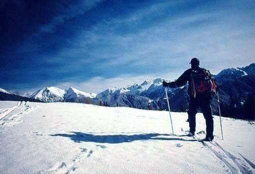 MONTE COSTALTA m 1955 - Girovagando in Trentino