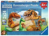 Puzzels voor 4 jarigen. 24 stukjes. Om het even dewelke.