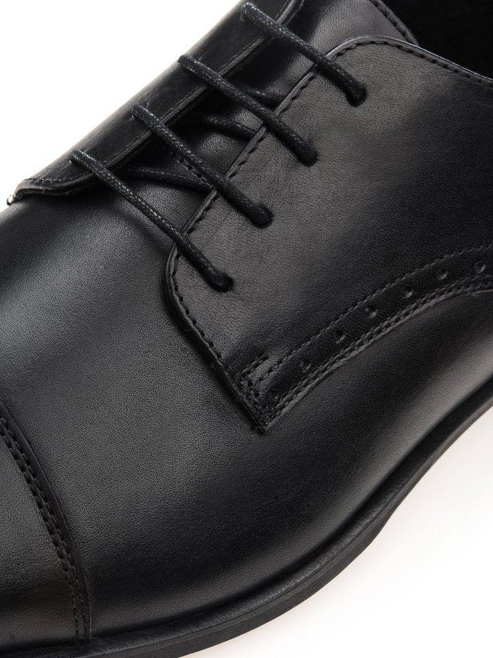 92e8eb7b29a95 Bianco Elegante Herren-Zehenkappen- Schuhe für 119,99€. Elegante  Herrenschuhe, Glattleder, Zehenkappe bei OTTO