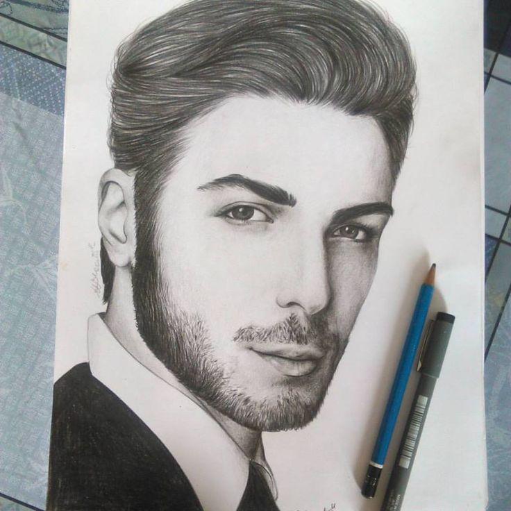 Gianluca Ginoble #ilvolo #gianlucaginoble #draw #art