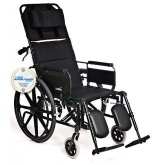 Ultralight Reclining Wheelchair | 1800wheelchair.com  sc 1 st  Pinterest & 119 best Manual Wheelchairs images on Pinterest | Wheelchairs ... islam-shia.org