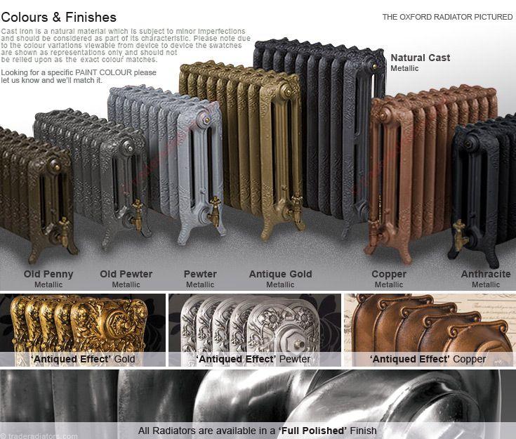 12 best Chauffage avec radiateur de fonte Heating with cast iron