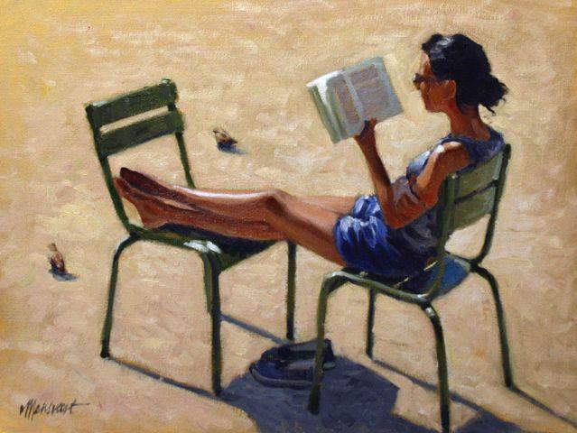 Reading and Art: Richard van Mensvoort