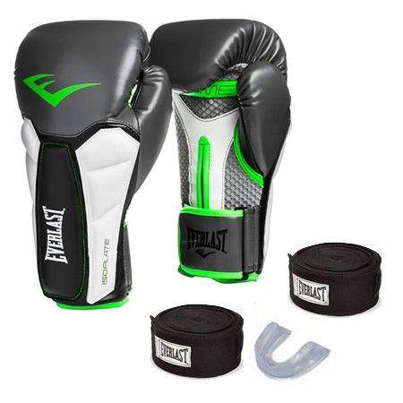 Kit Everlast Prime Boxe e Muay Thai :: Clube da Luta Shop                                                                                                                                                     Mais