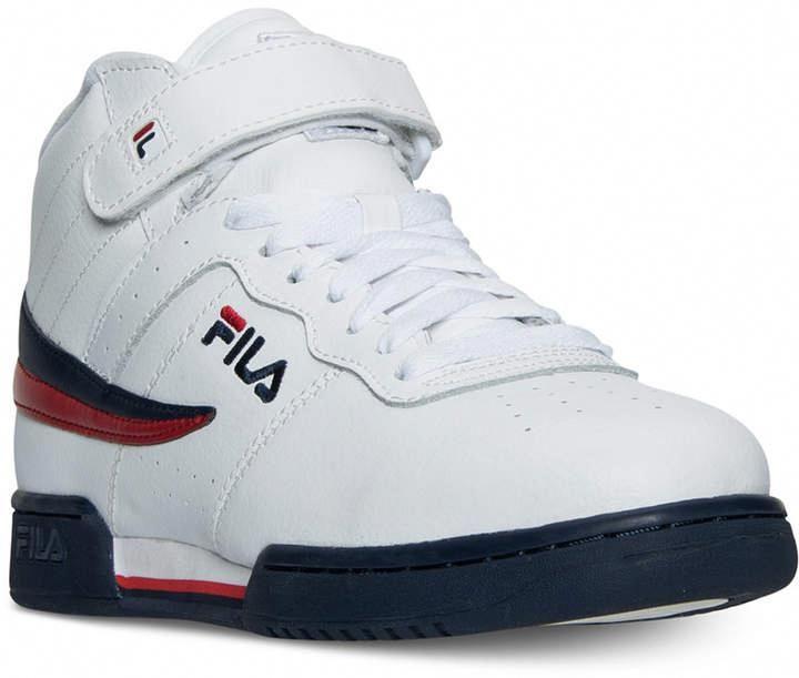 3b6593c0add Fila Men F-13V Casual Sneakers from Finish Line  MensFashionSneakers ...