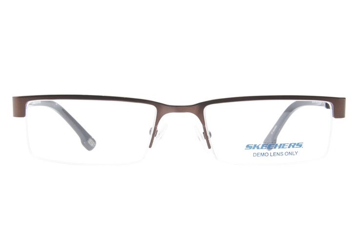 Skechers 3044 Satin Brown | It's Your Lucky Day! Love this frame? Re-pin it for your chance to win it!