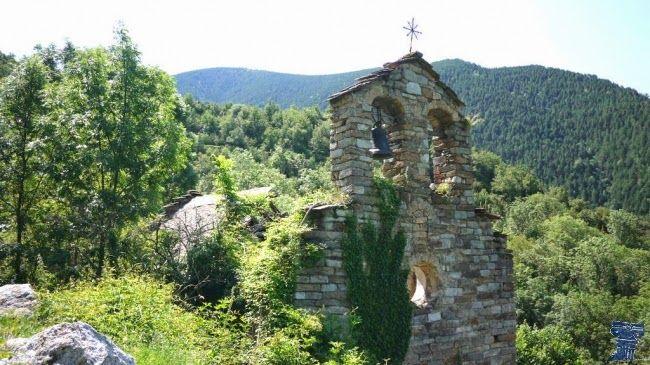 Pueblos Fantasmas en Catalunya: Pueblos abandonados : Saraís-La Vall de Boí-Lleida...