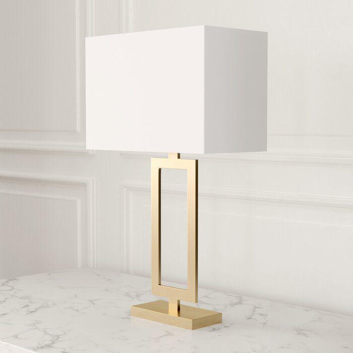 Willa Arlo Interiors Tatum 26 Table Lamp Wayfair Table Lamp Lamp Master Bedroom Lamps Bedside Tables