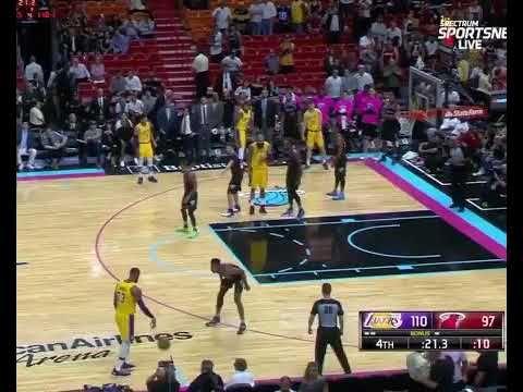 Lebron Hits 51 Points Youtube Lebron James Lakers Lebron