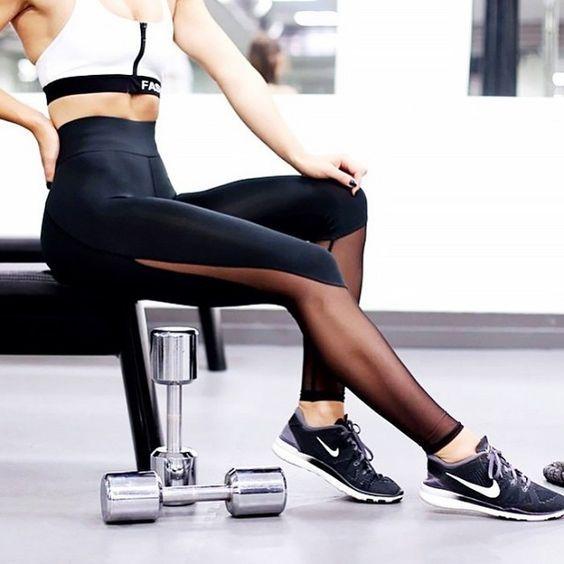 Elle Fitness Leggings: 1000+ Ideas About Sport Wear On Pinterest