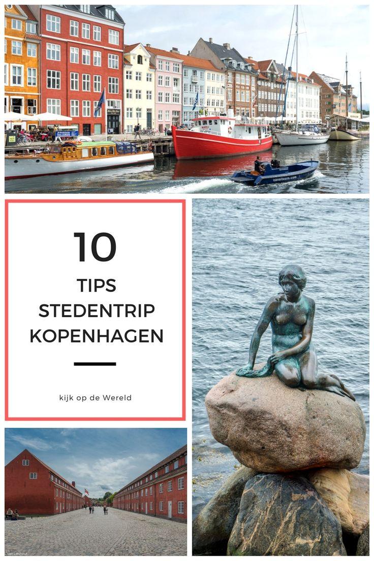 Lees op het blog alles over een city trip naar Kopenhagen in Denemarken. #denemarken #citytrip #kopenhagen #stedentrip
