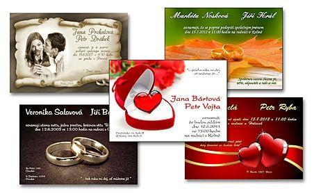 Studio Galaxys, netradiční svatební oznámení, Pardubický kraj | Vše pro svatby a příprava svatby OnLine